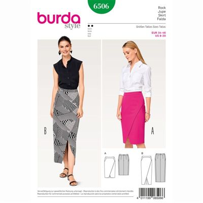 burdapatroon 6506 rok
