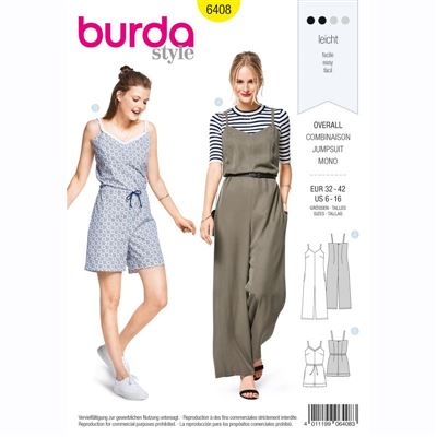 burdapatroon 6408 jumpsuit