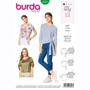 burdapatroon 6427 shirt