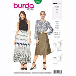 burdapatroon 6430 rok