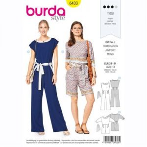 burdapatroon 6433 jumpsuit