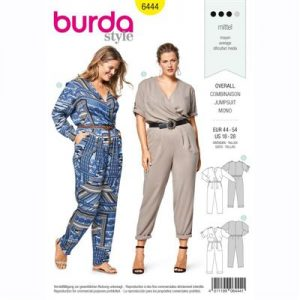 burdapatroon 6444 jumpsuit