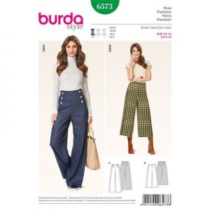burdapatroon 6573 pantalon
