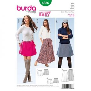 burdapatroon 6586 rok