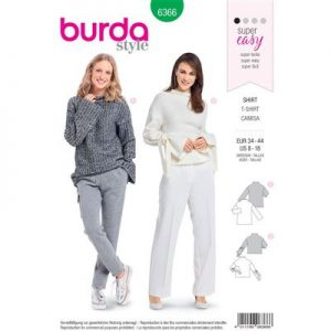 Burdapatroon 6366 shirt