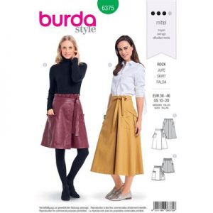 Burdapatroon 6375 rok