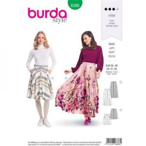 Burdapatroon 6386 rok