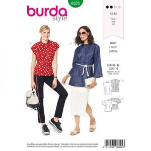 Burdapatroon 6325 shirt