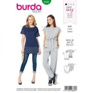 Burdapatroon 6330 shirt