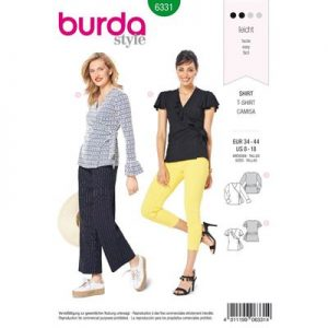 Burdapatroon 6331 shirt