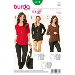 Burdapatroon 6611 shirt