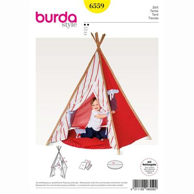 Burdapatroon 6559 tent