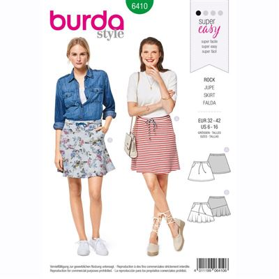 burdapatroon 6410 rok