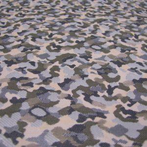 polyester camouflage Editex