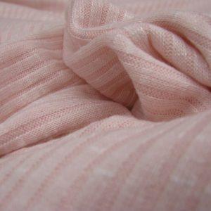 zacht roze gebreid Editex
