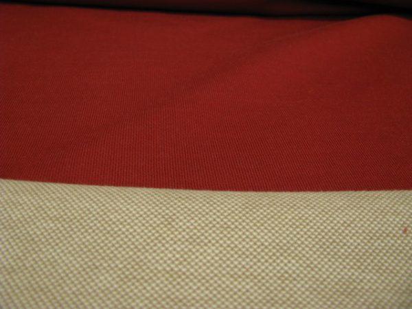 tricot katoen dubbelface Gossypium