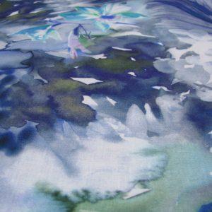 linnen blauwtinten Arella