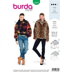 Burdapatroon 6359 jas