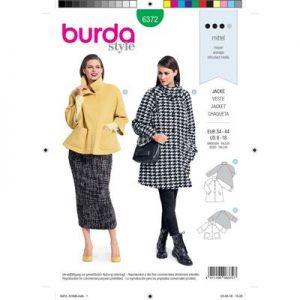 Burdapatroon 6372 jas