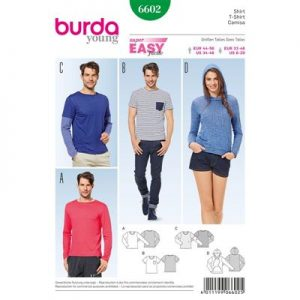 Burdapatroon 6602 shirt