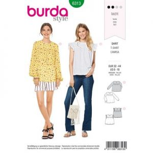 Burdapatroon 6313 shirt