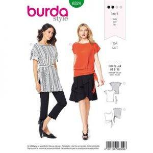 Burdapatroon 6324 shirt