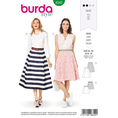 Burdapatroon 6342 rok