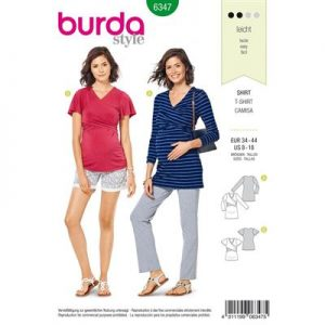 Burdapatroon 6347 shirt
