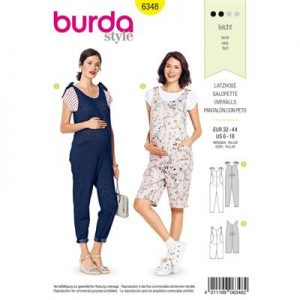 Burdapatroon 6348 pantalon