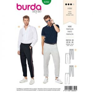 Burdapatroon 6350 pantalon