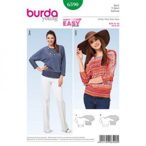 Burdapatroon 6590 shirt