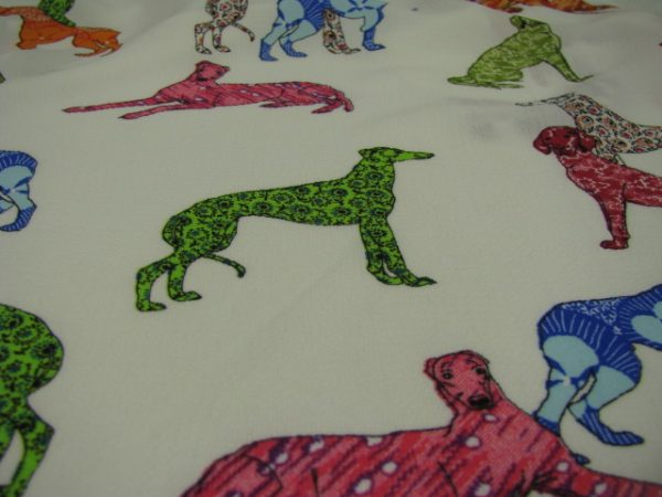Polyester honden