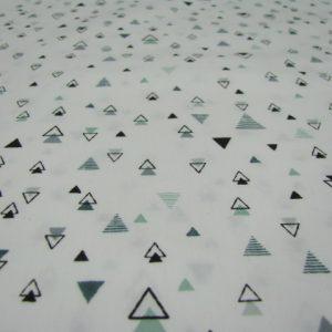 Katoen driehoekjes