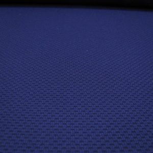 polyester spandex blauw Division Textil