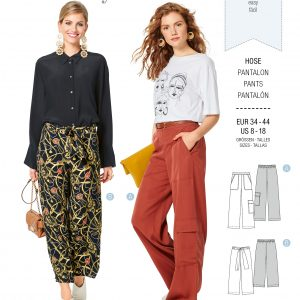 Burdapatroon 6250 pantalon