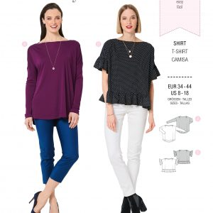 Burdapatroon 6280 shirt
