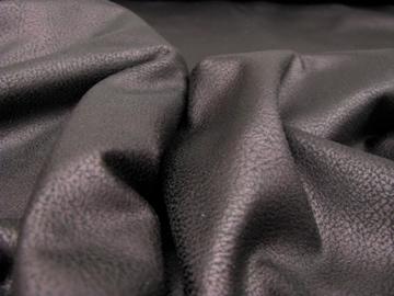 Aubergine leatherlook Editex
