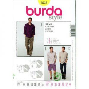 Burdapatroon 7525 shirt