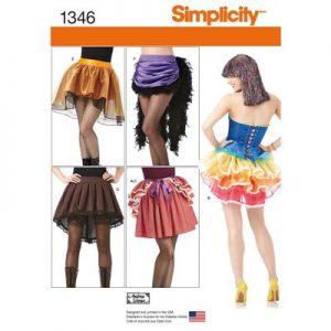 Simplicity patroon 1346R5 rok