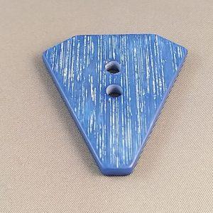 Knoop diamant vorm blauw 2405