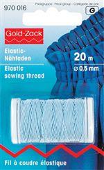 Prym elastisch naaigaren 0,5mm