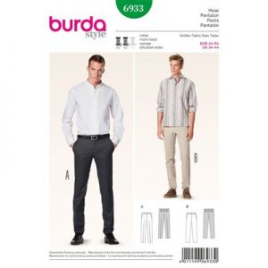 Burda patroon 6933 pantalon