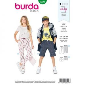 Burda patroon 9324 pantalon