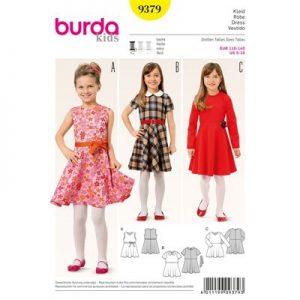 Burda patroon 9379 jurk