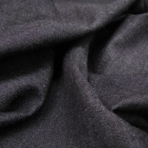 Dunne jeans zwart Nooteboom